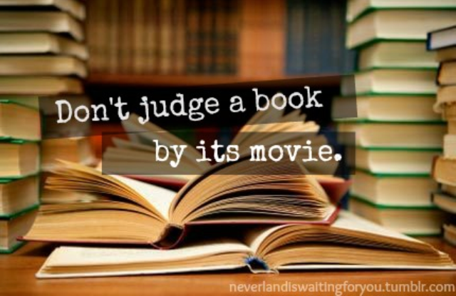 Movie vs books