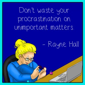 Rayne-Hall-Writing-Meme-Dont-Waste-300x300