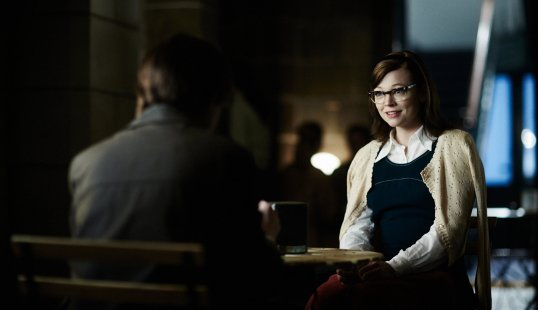 Sarah Snook is a chameleon in this film.