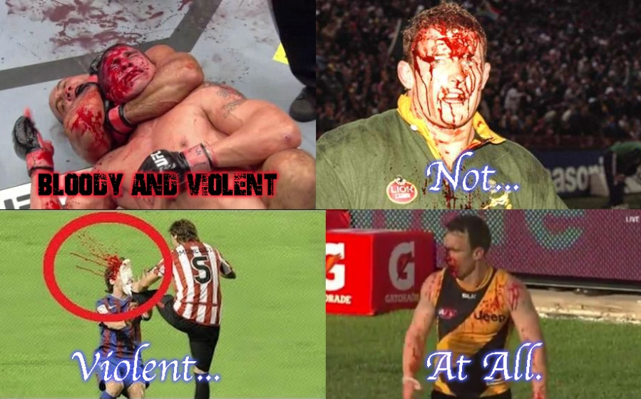 Bloody-UFC